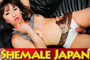 Japanese Shemales, Japanese tranny sex and newhalfs only at Shemale Japan